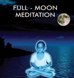 Fullmoon-Meditation